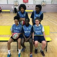 Under 16 Girls Basketball